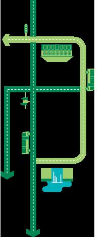 Citylink map animation